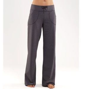 Lululemon | Still Pants Heathered Gray